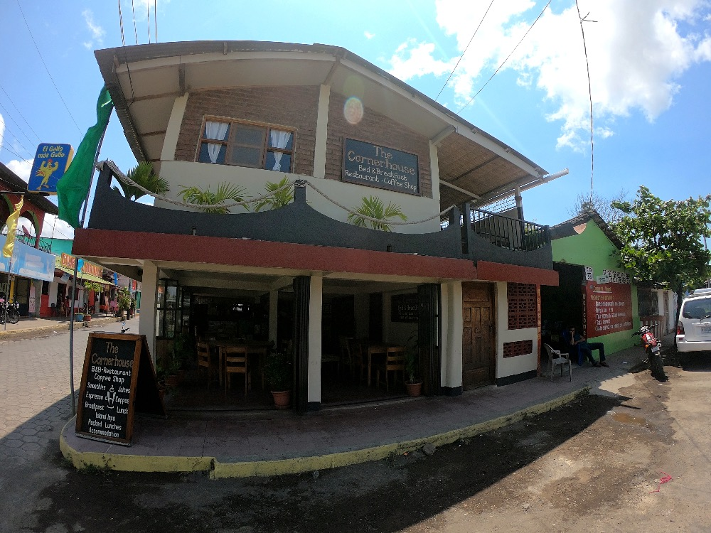 Cornerhouse Ometepe